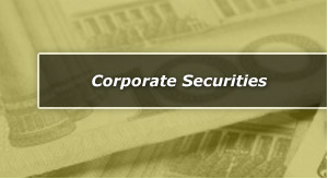 Corporate Securities